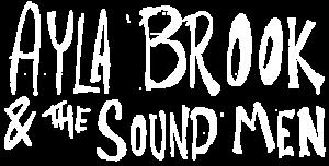 Ayla Brook & The Sound Men logo