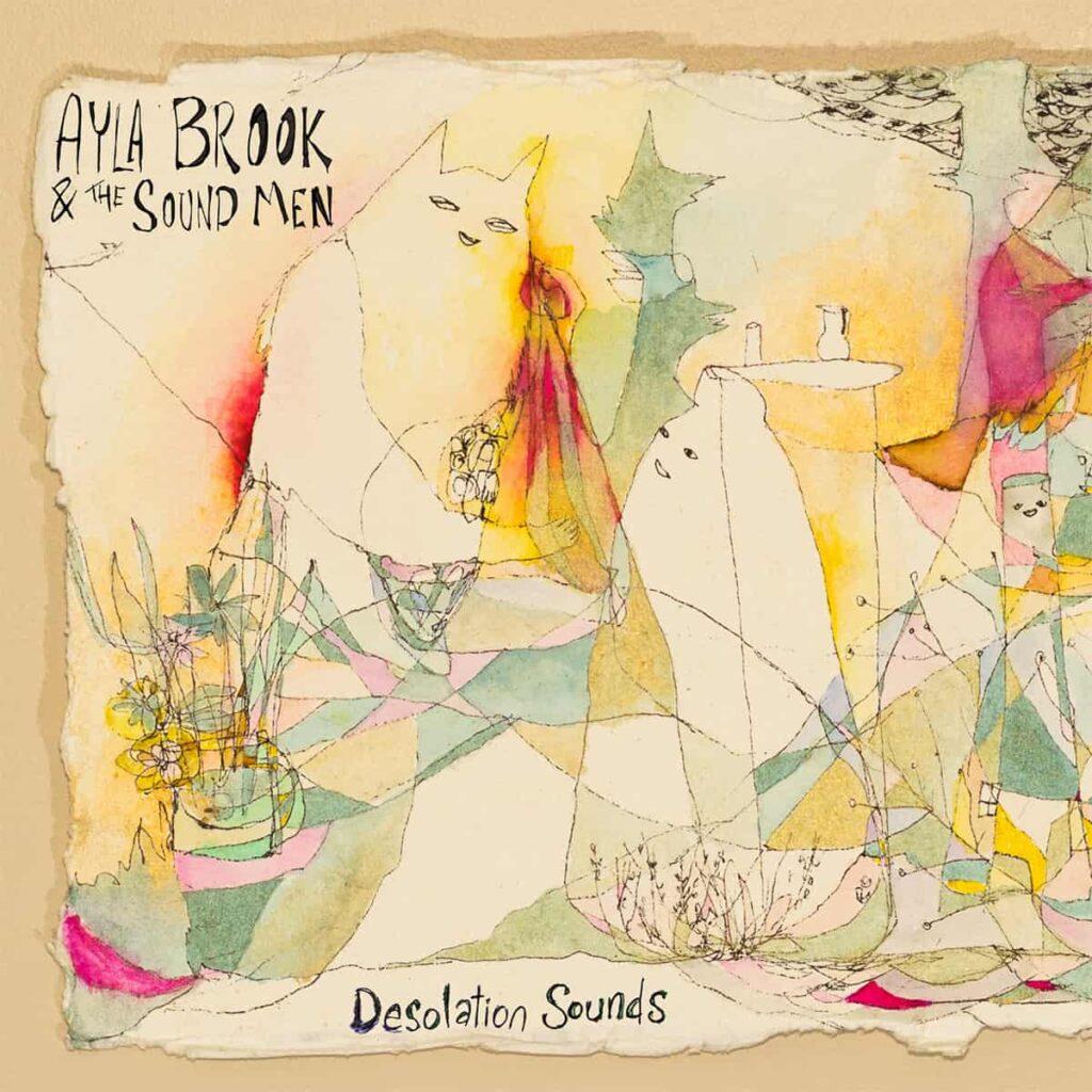 Desolation Sounds Album Cover